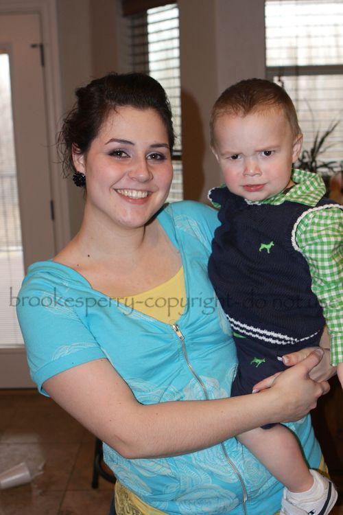 Amanda and jackson